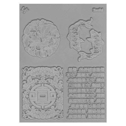 Zenful Texture Stamp