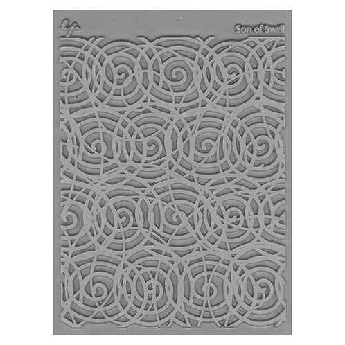 Son of Swirl Texture Stamp