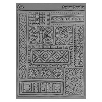 Ancient Doodles Texture Stamp