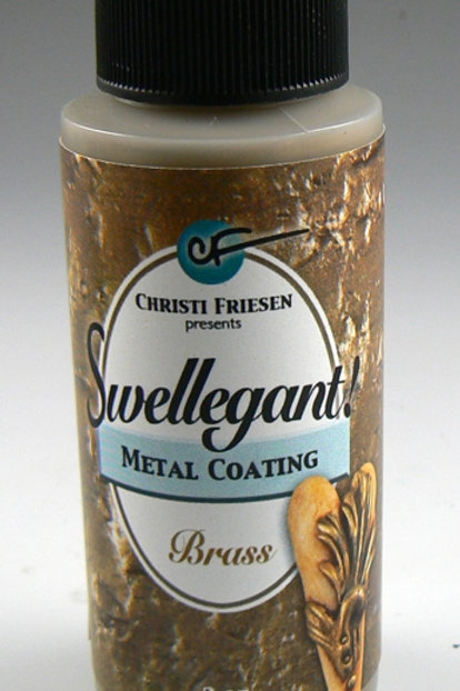 Brass Swellegant Metal Coating 2oz