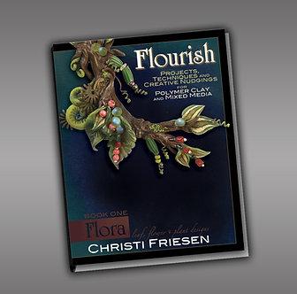 """Flourish: Flora"" Book"