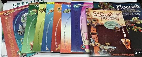 CF - Book Bundle (8 Books)