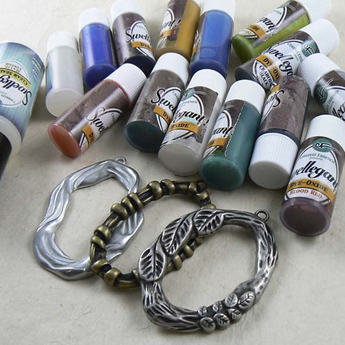 Creative Colorforms and Swellegant Colors Set (18 Pieces)