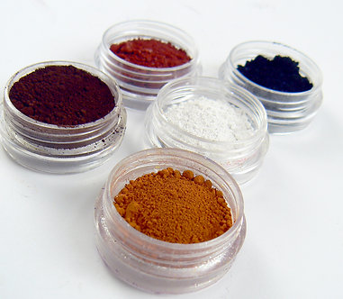'Tasty' SurfaceFX pigment powder set - 5 small size