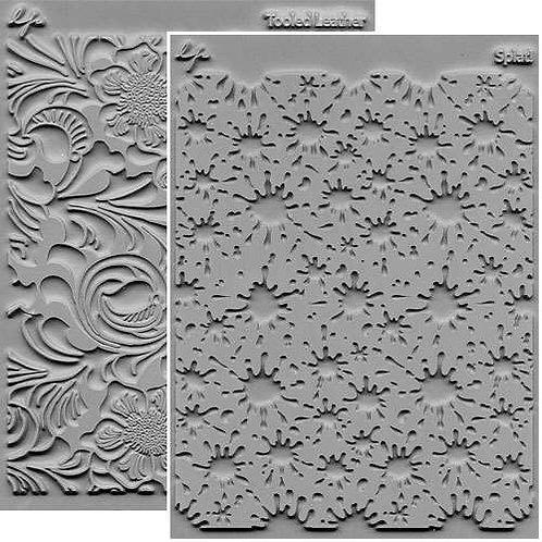Astound Texture Stamp Set