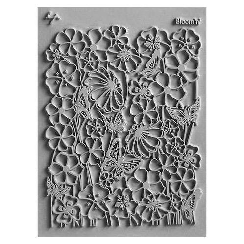 Bloomin' Texture Stamp