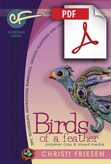 """""""Birds of a Feather"""" DOWNLOADABLE Revised & Expanded eBook PDF"""