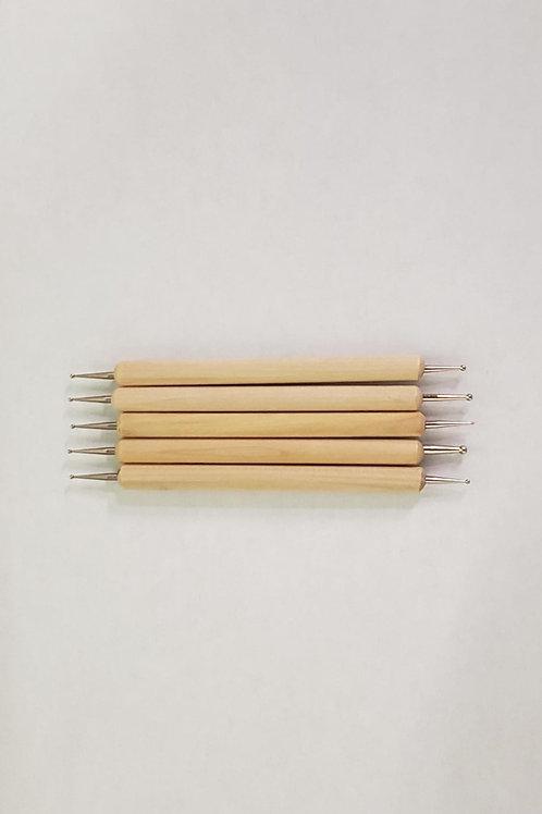 Dotting Tools -5 Piece Set