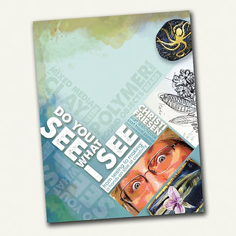 """""""Do You See What I See"""" Book"""