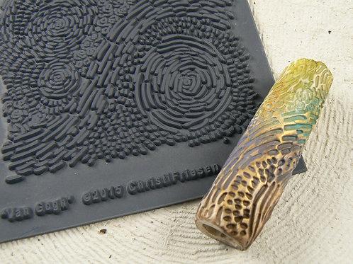 """Van Gogh"" texture stamp"