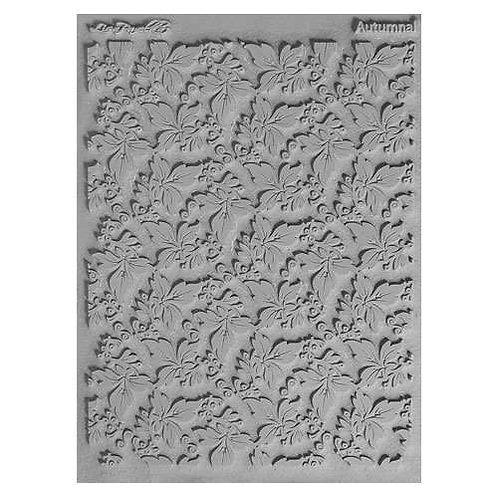 Autumnal Texture Stamp