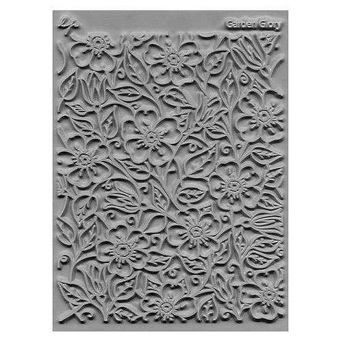 Garden Glory Texture Stamp