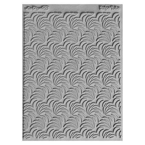 Stripe Tube Texture Stamp
