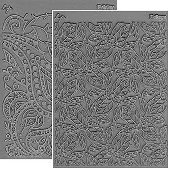 Flow Texture Stamp Set