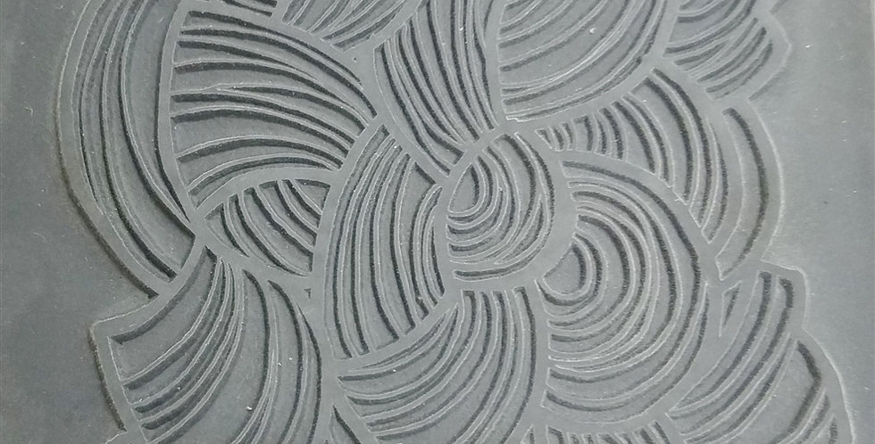 """""""Taffy Pull"""" texture stamp"""