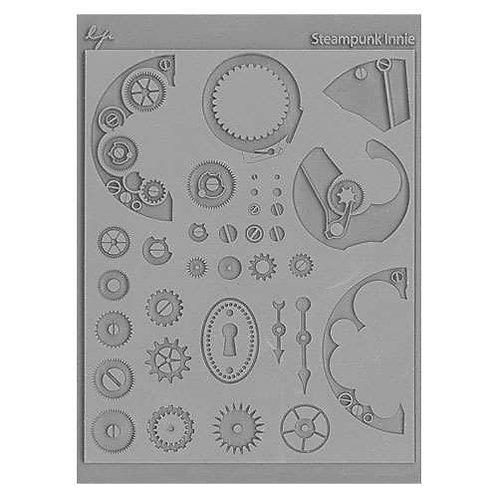 Steampunk Innie Texture Stamp