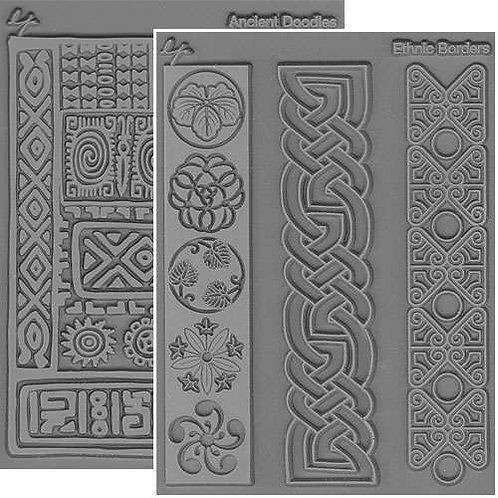 Cultural Texture Stamp Set