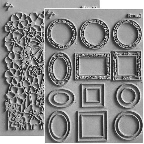 Artful Texture Stamp Set