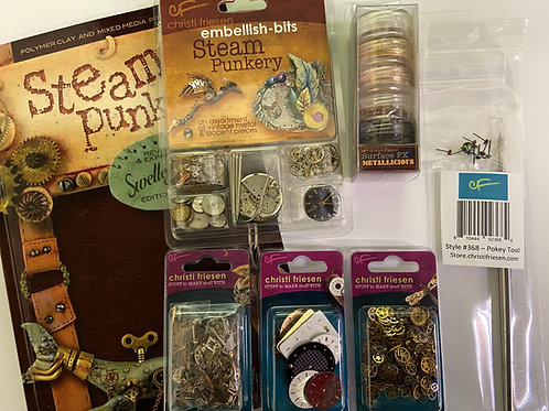 SteamPunkery & More Collection
