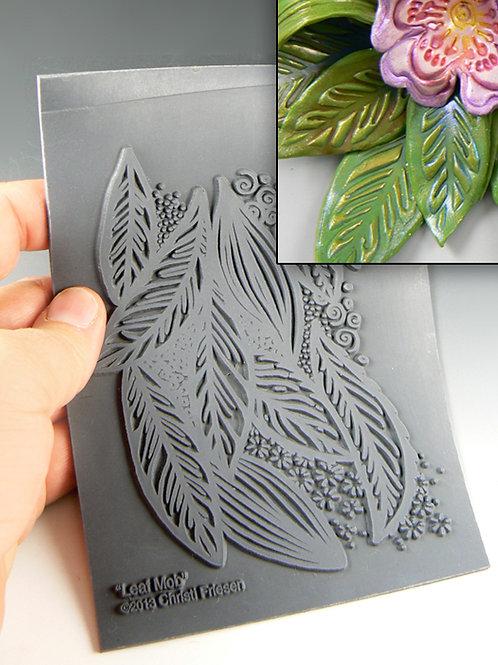 """Leaf Mob"" texture stamp"