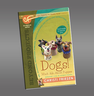 """Dogs: Much Ado About Puppies"" Beyond Projects Book"