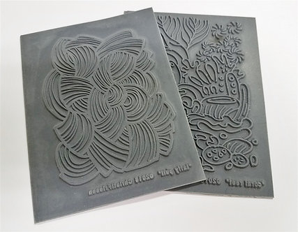Splash and Swirl Stamp Bundle (2 Pieces)