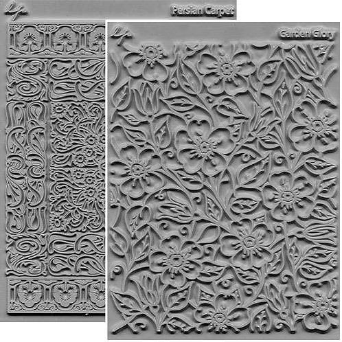 Flourish Texture Stamp Set