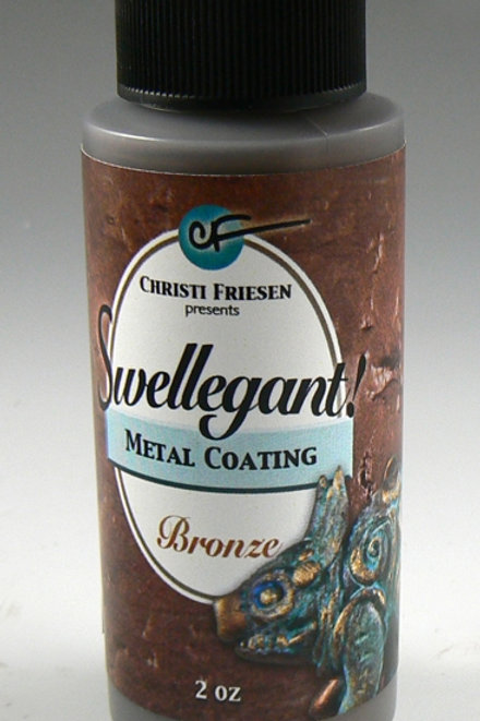 Bronze Swellegant Metal Coating 2oz