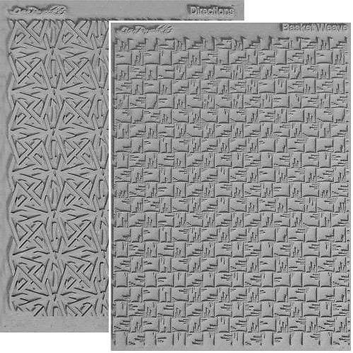 Symmetry Texture Stamp Set