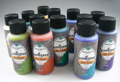 Swellegant Dye Oxides Combo (13 Pieces)