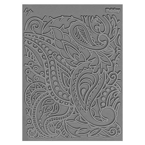 Paisley Texture Stamp