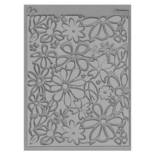 Groovy Texture Stamp