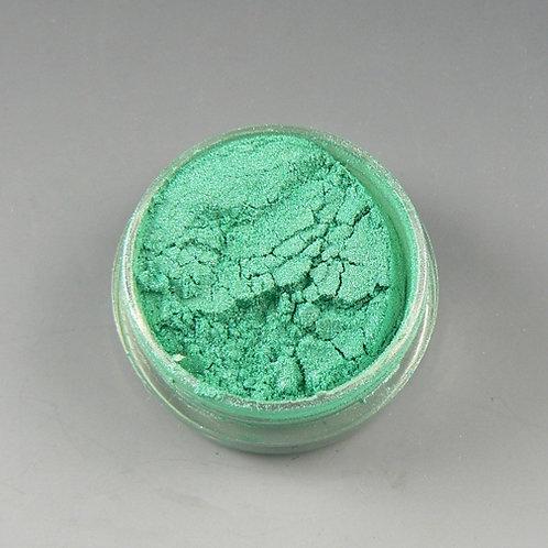 Kapow! Green SurfaceFX mica powder - small size