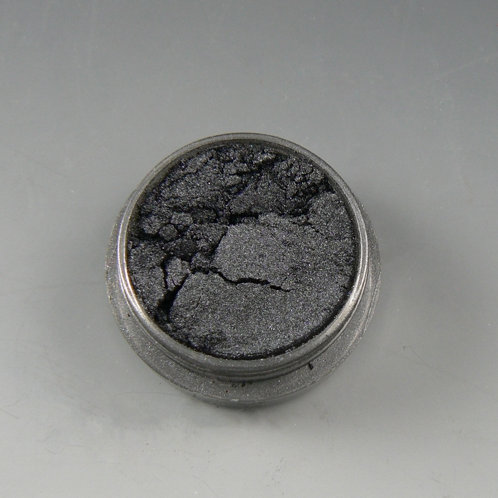 Depth Charcoal Grey SurfaceFX mica powder - small size