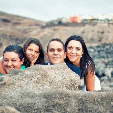 Sergio, Patricia, Marta y Raquel