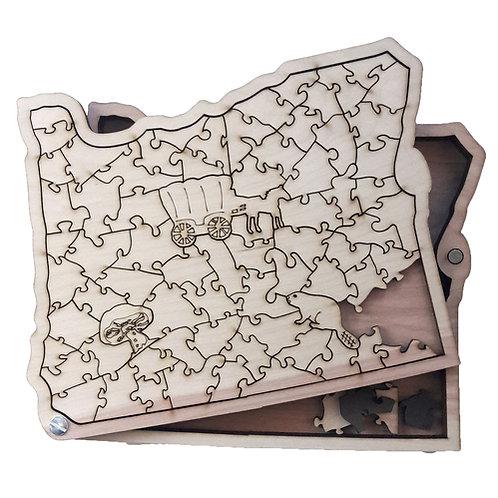 Oregon Puzzle