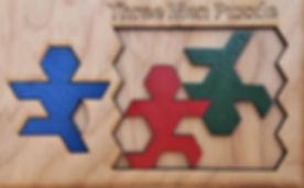 Three Men Puzzle
