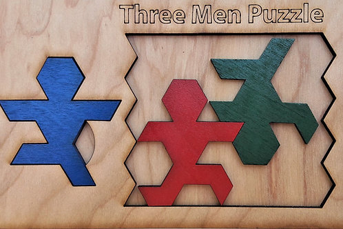 Three Men Puzzle