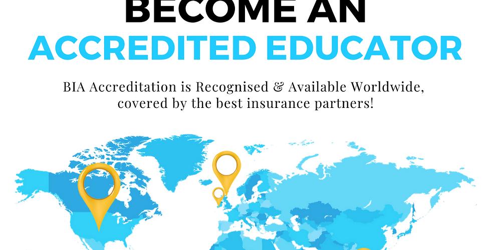 Course Accreditation