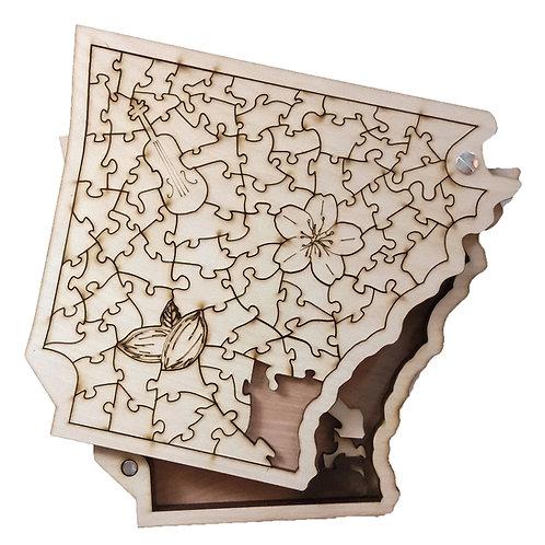 Arkansas Puzzle