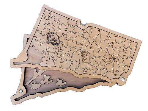Connecticut Puzzle
