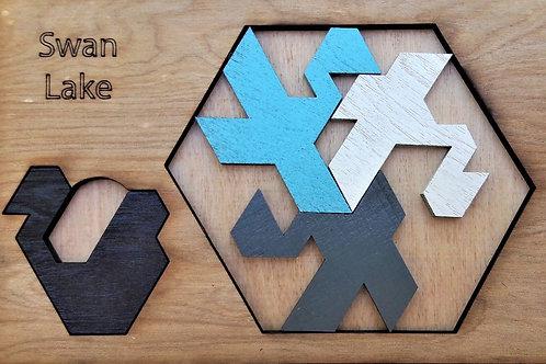 Swan Lake Puzzle