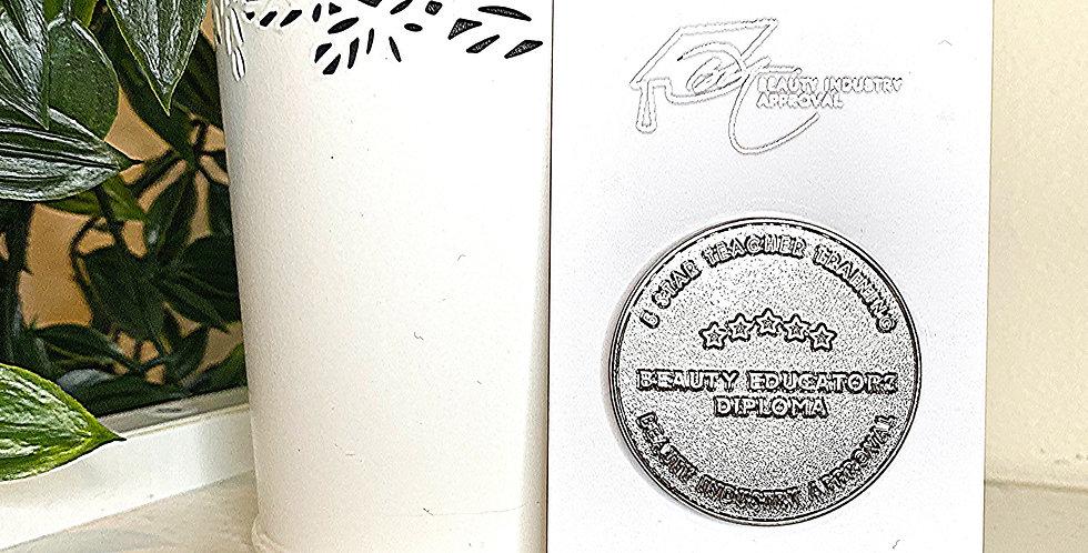 Beauty Educators Diploma Badge
