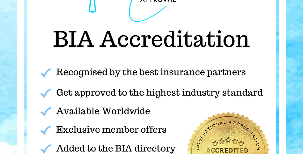 20 Course Accreditation Application