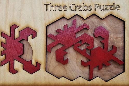 Three Crabs Puzzle