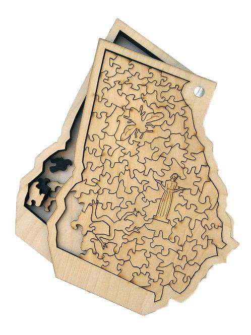 Georgia Puzzle