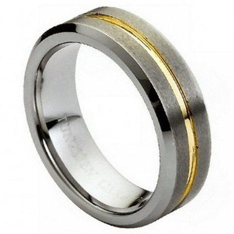 Tuning Tungsten Carbide Ring R6