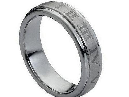 Tuning Tungsten Carbide Ring R14