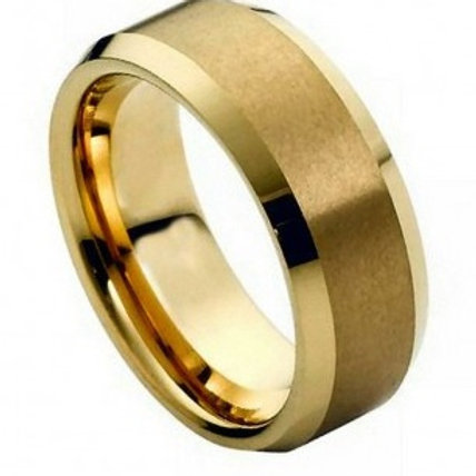 Tuning Tungsten Carbide Ring R10