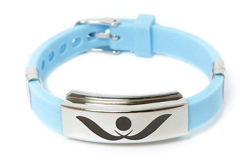 Sport Tuning Bracelet Light Blue